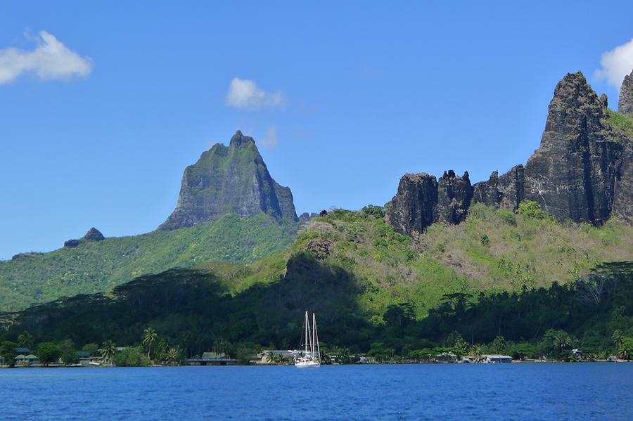 モーレア島の魅力