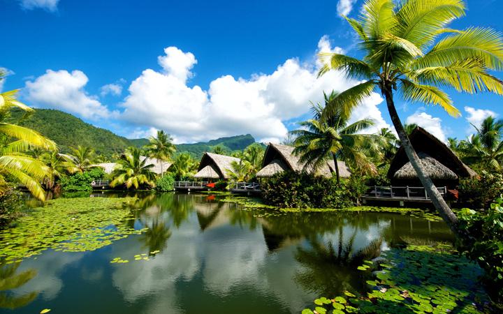 フアヒネ島