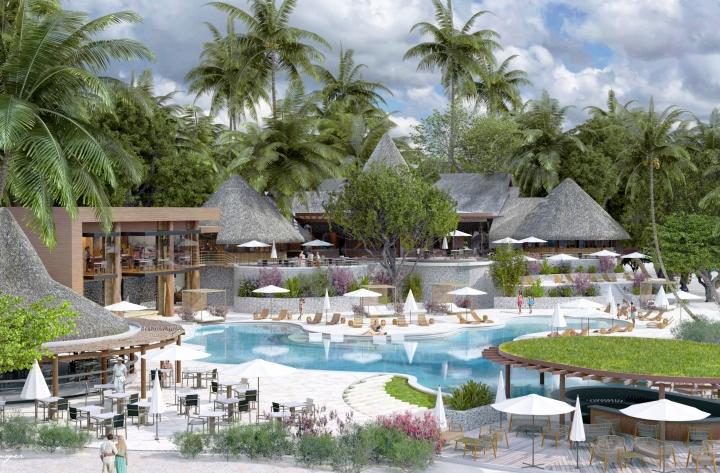 ボラボラ パールビーチ リゾート アンド スパ
