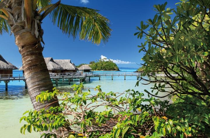 ソフィテル ボラボラ マララ ビーチ & プライベートアイランド