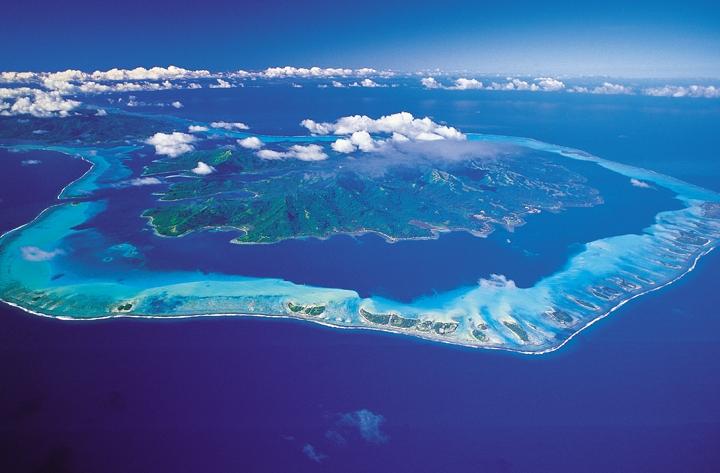 ボラボラ島~タハア島にステイする10日間