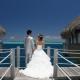【マナヴァビーチリゾート アンド スパ モーレア】 ビーチ コーラル ウェディング