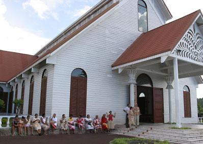 サクレカー教会
