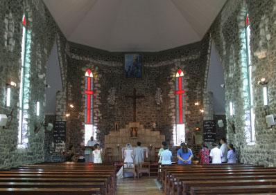 聖フランソワ ザヴィエ教会