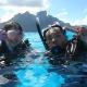 BD01:(英/仏語ガイド)ボラボラ体験ダイビング ハネムーンパッケージ