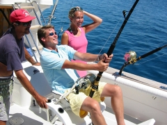 プライベート ディープ・シー・フィッシング(外洋での魚釣り)