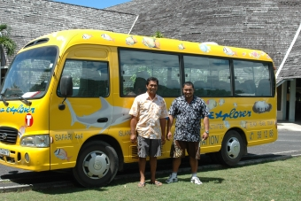 ML01:モーレア島内観光