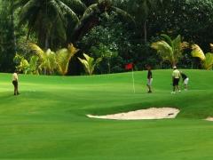 モーレアゴルフツアー モーレア・グリーンパールゴルフ・コース