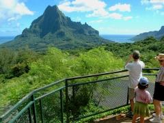 モーレア島内観光