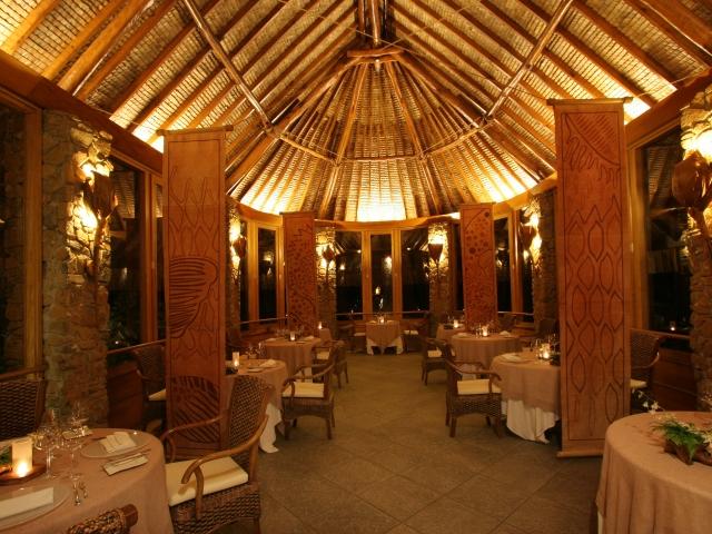 オヒリ(The Ohiri Restaurant)でのグルメディナー