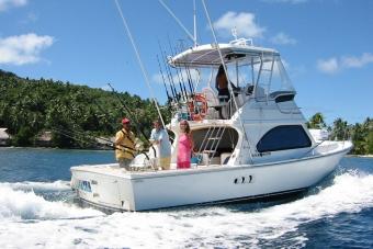 BM10:プライベート ディープ・シー・フィッシング(外洋での魚釣り)