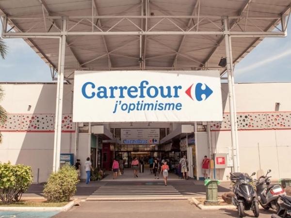 タヒチ島大型スーパー【カルフール(Carrefour)】立寄りプラン