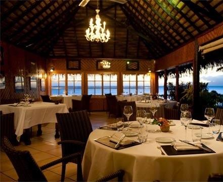 ル・ココス(Le Coco's)ガストロノミックレストランでのディナー