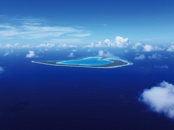 OPENハート・ツパイ島 上陸&フォト in ツパイ プライベートツアー