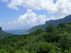 モーレア島 ランド&ラグーンツアー