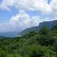 PL08:タヒチ島発・モ-レア日帰りツア- ランド & ラグ-ンツア-