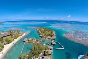 PM07:タヒチ島発・モ-レア日帰りツア-《ドルフィン・エンカウンター》プログラム