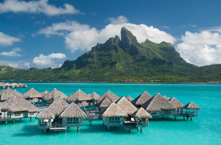 ボラボラ島に3泊ステイする6日間