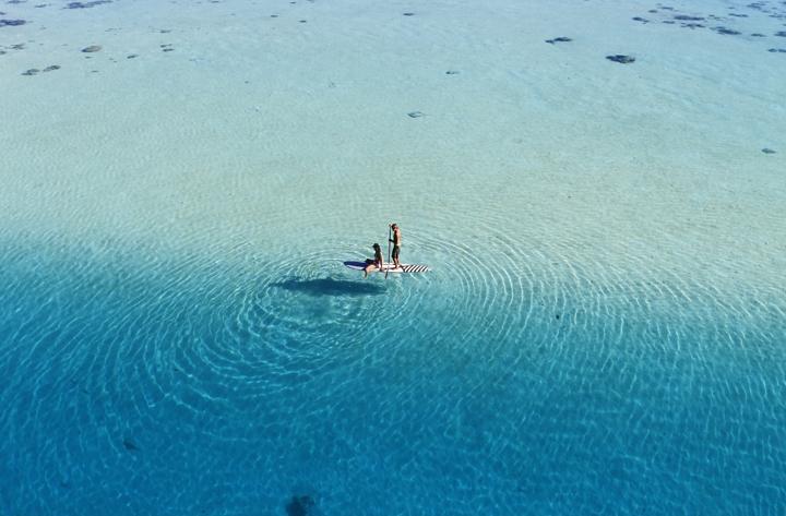 タハア島/ランギロア島orティケハウ島にステイする10日間