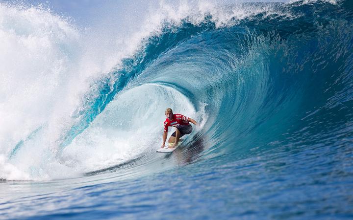 タヒチのサーフィン事情