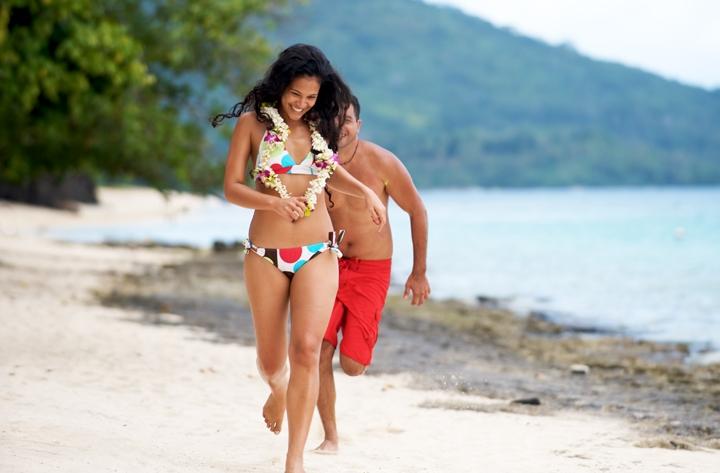 ボラボラ島挙式+αの島(タハア島/ティケハウ島/ランギロア島)ステイ10日間