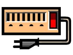 変圧器(変換プラグ付き)レンタル