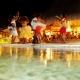 DB18 《ボラボラ パールビーチ リゾート アンド スパ》ブッフェディナー&タヒチアンダンスショー