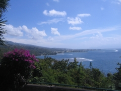 タヒチ島内半日ツアー