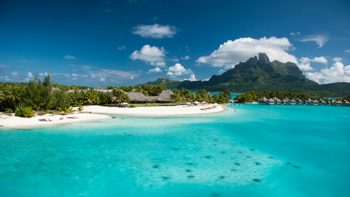 ボラボラ島の魅力