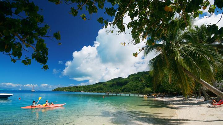 フアヒネ島の魅力