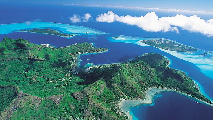 各島の魅力&楽しみ方・地図